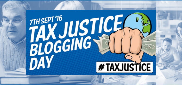 Najavljamo: Tax Justice Blogging Day